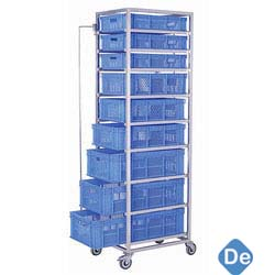 Rack-Serving-Trolley