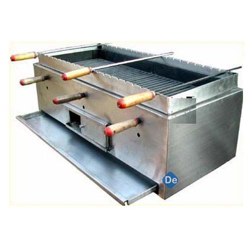 Charcoal Grill (Electric/Charcoal/Gas)