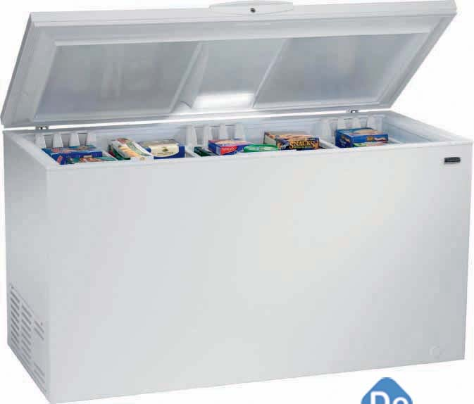 Under Counter Deep Freezer