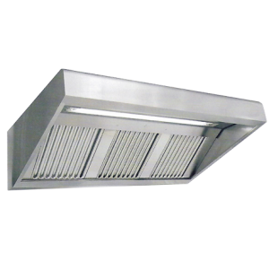 Exhaust Hood Island Type