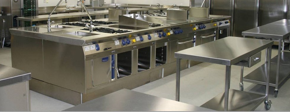 Commercial Restaurant Kitchen Equipments