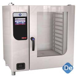 10 Tray Magic Pilot Combi Oven
