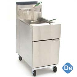 Super Runner Gas Fryer