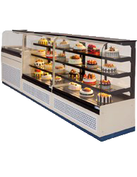 Sweets & Bakery Display Counter