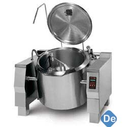 Tilting Steam Kettle (Gas/Electric)