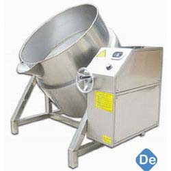 Tilting Bulk Cooker(Gas/Electric)